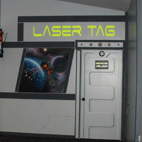 Indoor Laser Tag & Mini Golf